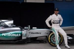 Lewis Hamilton, three-time Formula 1 champion.