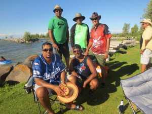 Members of the group From top left, Brian Bootan, Carlos Maharaj, Tony Chankar, bottom left Shami Maharaj, Neill Rampersad.