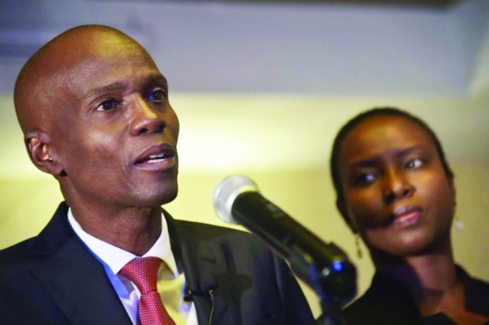 Moise wins presidential election in Haiti