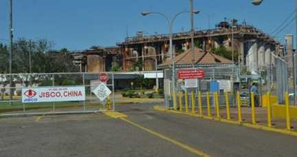 Chinese-owned alumina plant in Jamaica aims for monthly exports