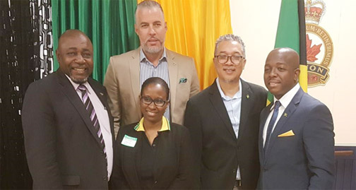 Call to 'get on board'  to accelerate Jamaica's  social and economic development