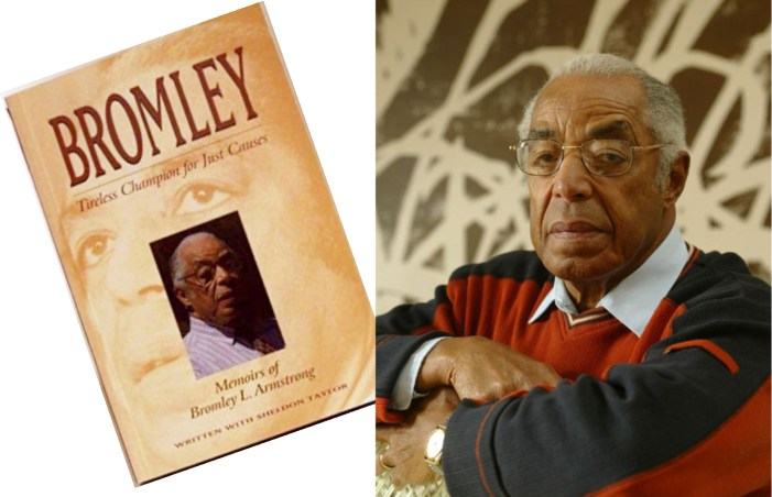 Jamaica-born human rights champion Bromley Armstrong dies at 92