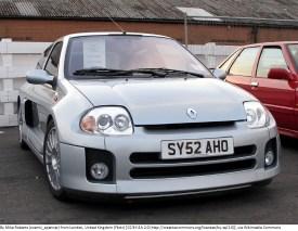 Renaultsport V6 Clio