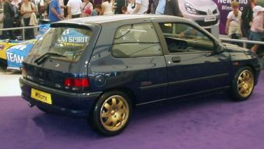 Williams Clio