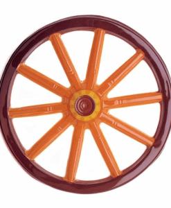 3D CARAVAN WHEEL