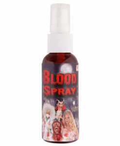 BLOOD SPRAY