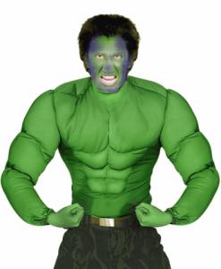 GREEN SUPER MUSCLE SHIRT1