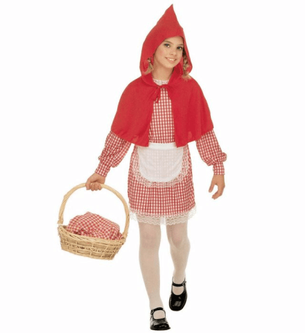 LITTLE RED RIDING HOOD 3