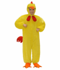 PLUSH YELLOW CHICKEN