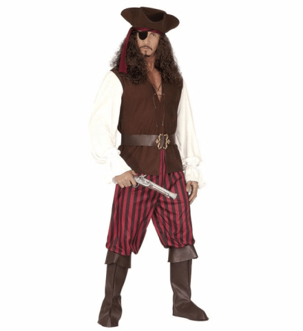 HIGH SEA PIRATE