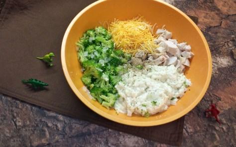 Brocco-'rice'Casserole