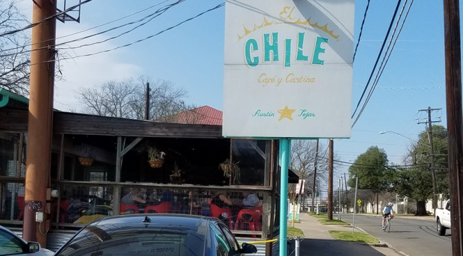 Brunchin' at El Chile