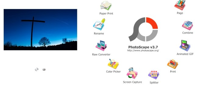 Photoscape – a photo editor that works, and is free…