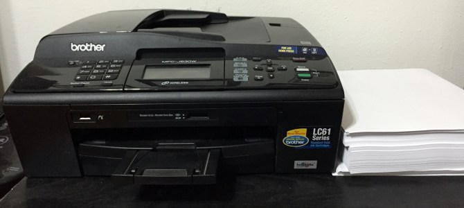 Do you need a $100+ printer? Probably not…