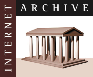 Internet Archive – You can go back in time…