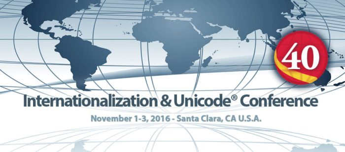 Unicode Conference