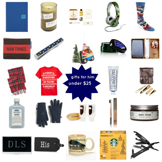 the carolove Gifts for him stocking stuffers under $25