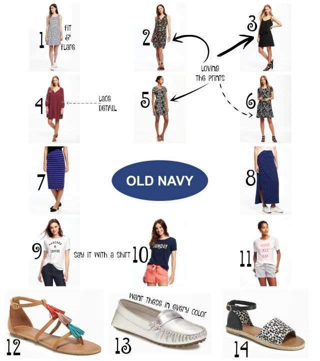the carolove old navy spring 17