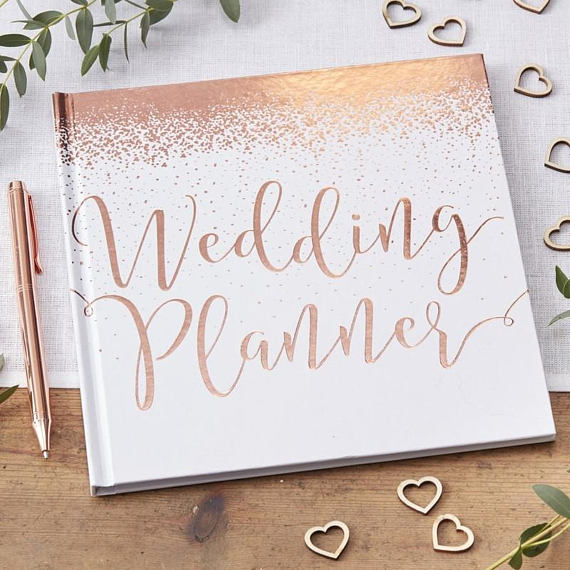 No Time To Plan Your Wedding