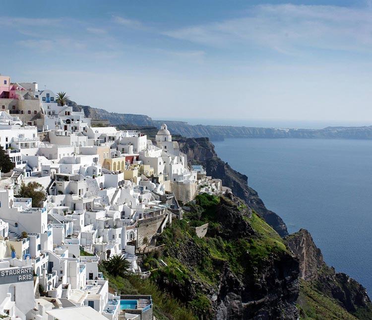 10 Of The World's Best Islands: Santorini, Greece