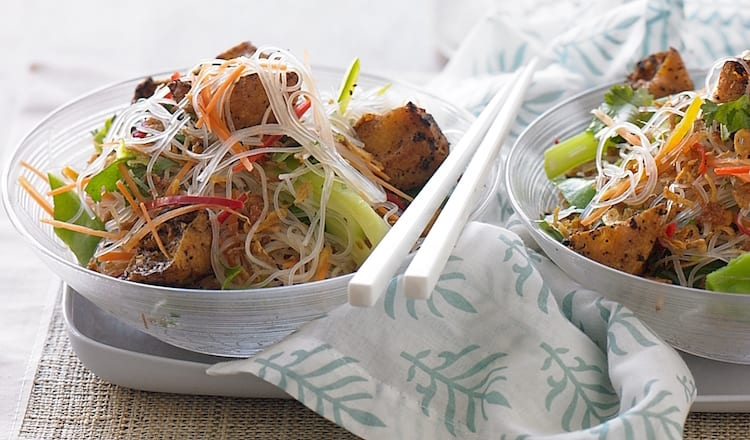 annalise braakensiek asian vermicelli noodle-salad