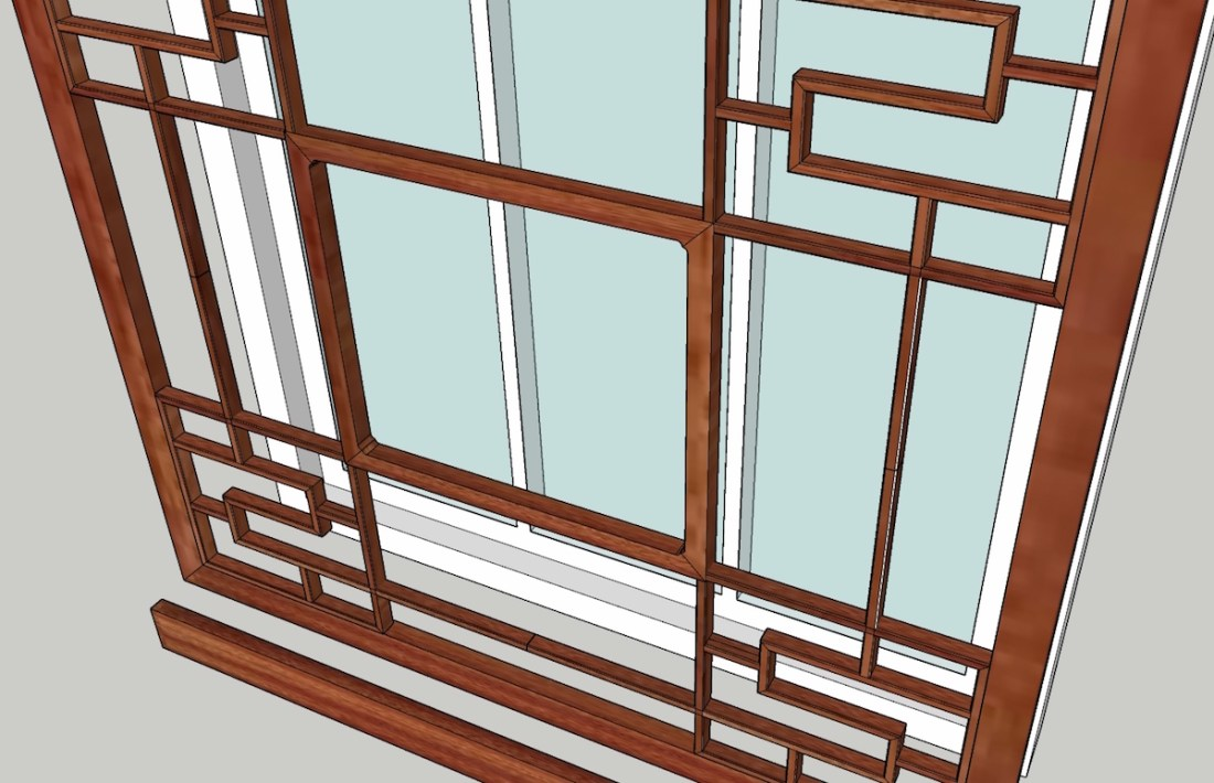 Colgate EALL chinese window