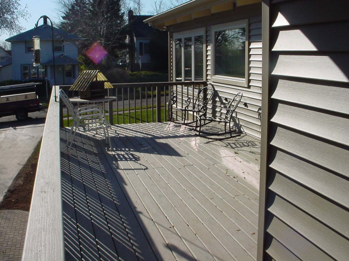 Duluth, MN construction home remodeling decking
