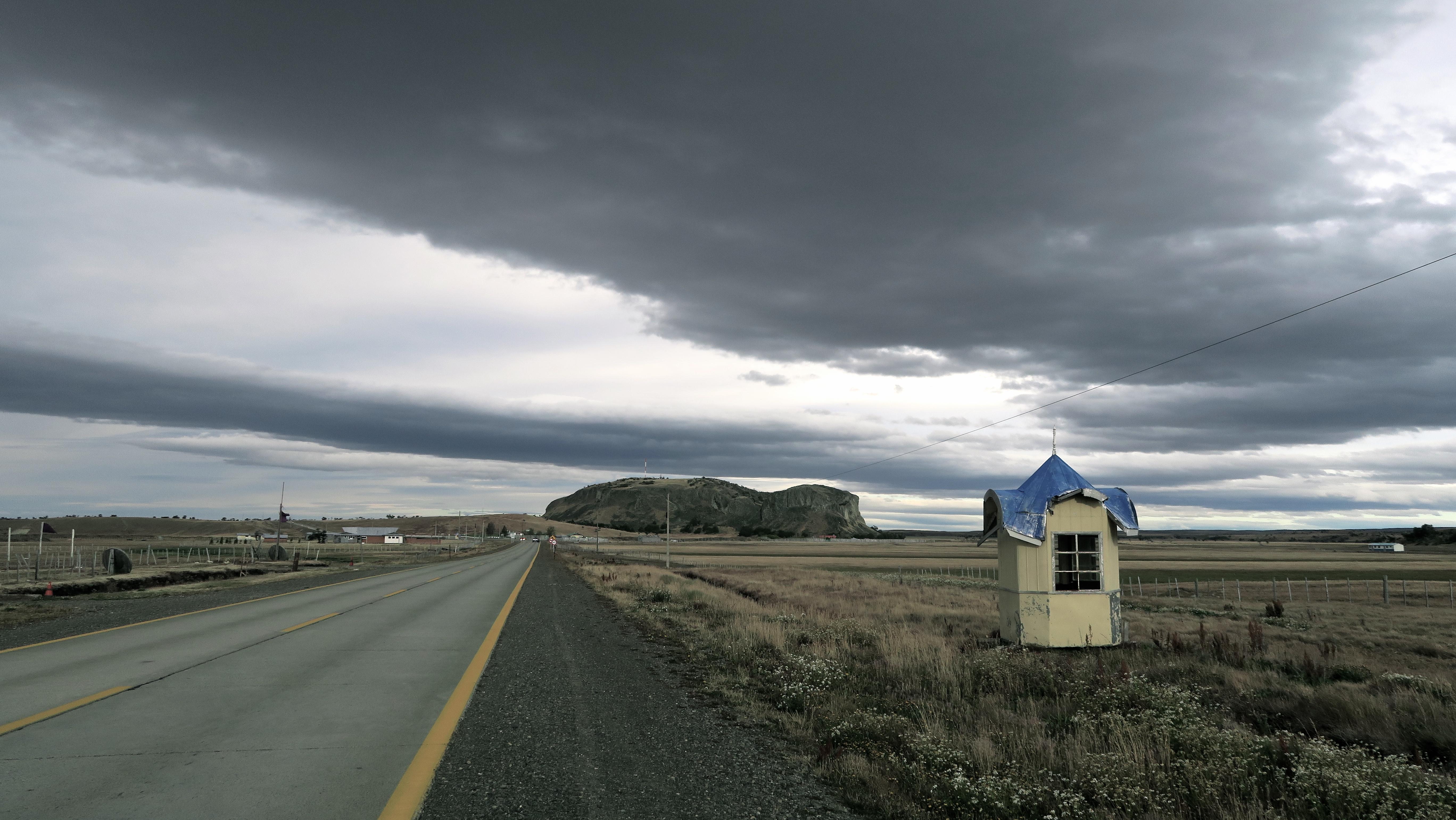 Day 19: Feb 22, Puerto Natales – Morro Chico, 101km