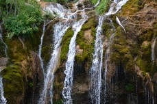 Waterfalls at Hanging Lake