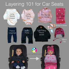 Cosco Baby Chair Swing Synonym The Car Seat Lady – Cold Weather Tips