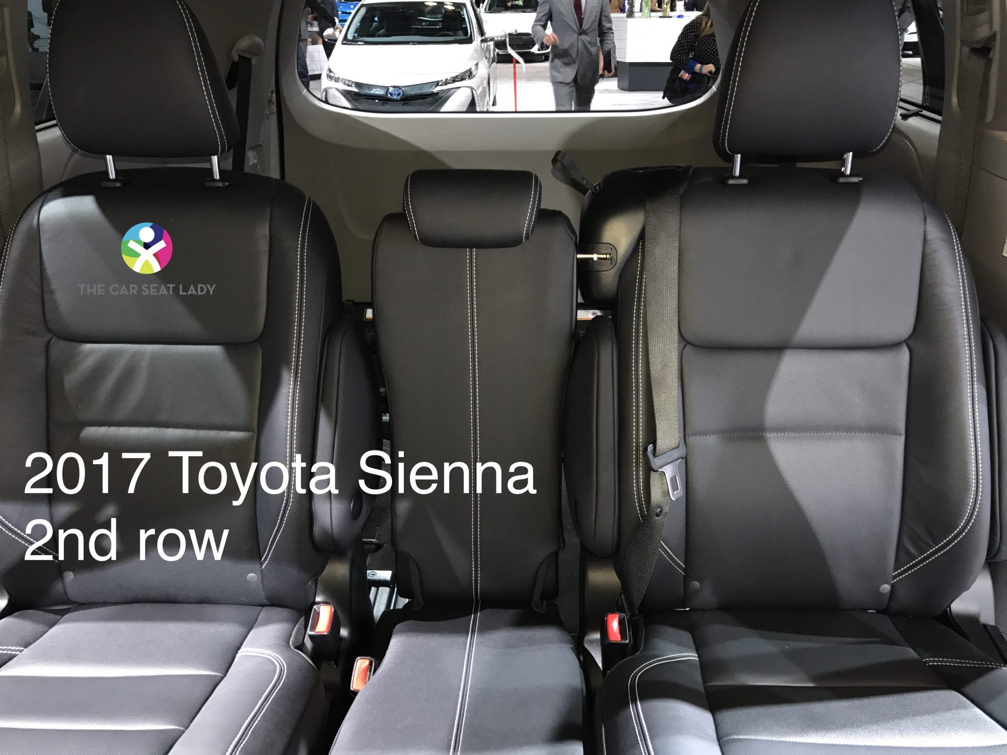 hight resolution of the car seat ladytoyota sienna the car seat ladyhowever you can not use the lower
