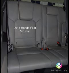2009 saw the addition of lower anchors for the 2nd row center seat we have not counted them as the lower anchors for 2c overlap the seat belt for 2c  [ 1024 x 768 Pixel ]