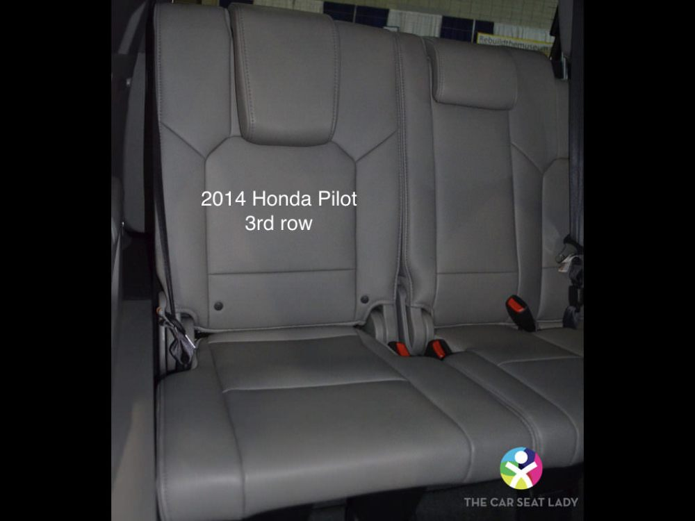 medium resolution of 2009 saw the addition of lower anchors for the 2nd row center seat we have not counted them as the lower anchors for 2c overlap the seat belt for 2c