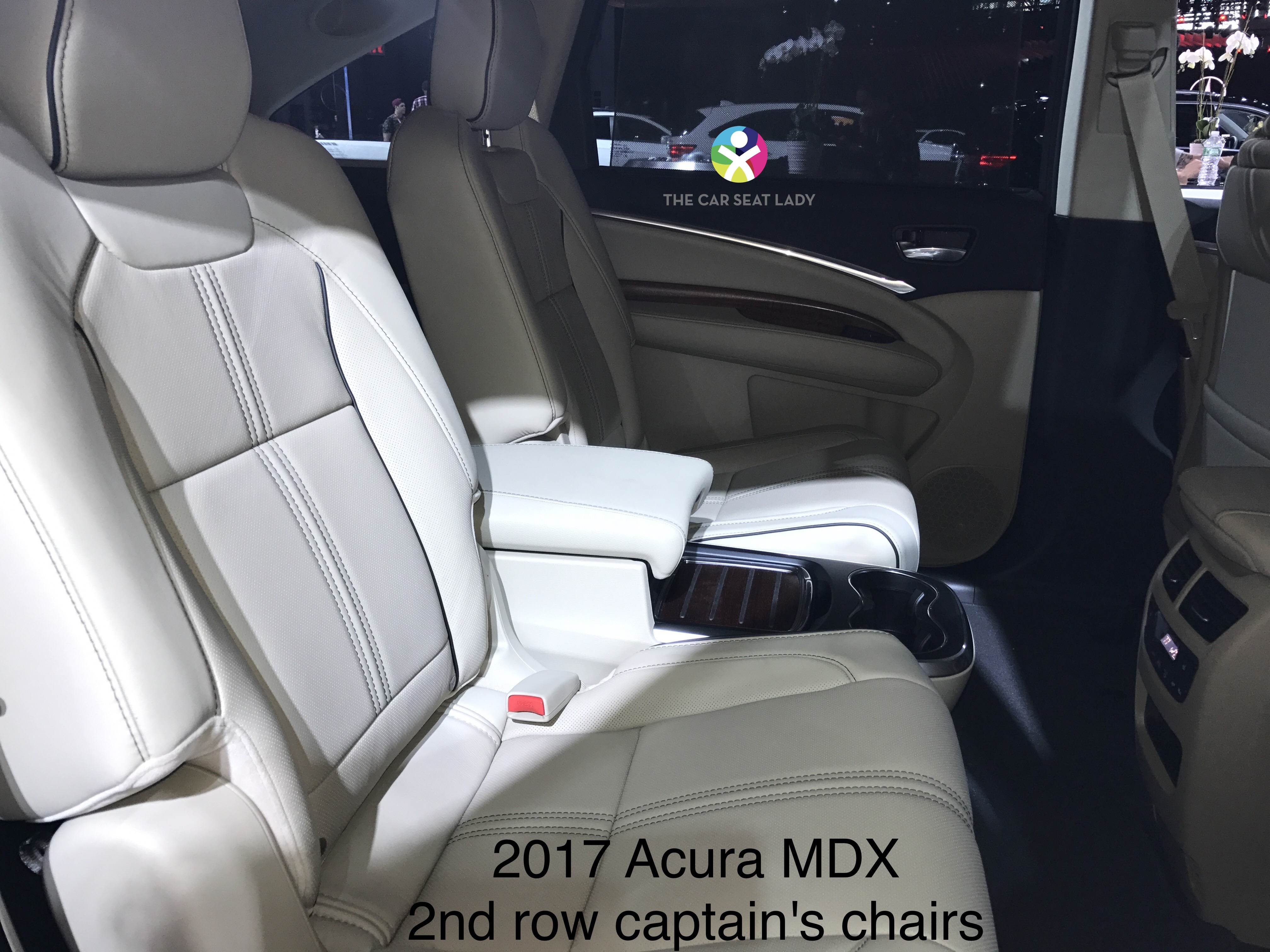 The Car Seat LadyAcura MDX  The Car Seat Lady