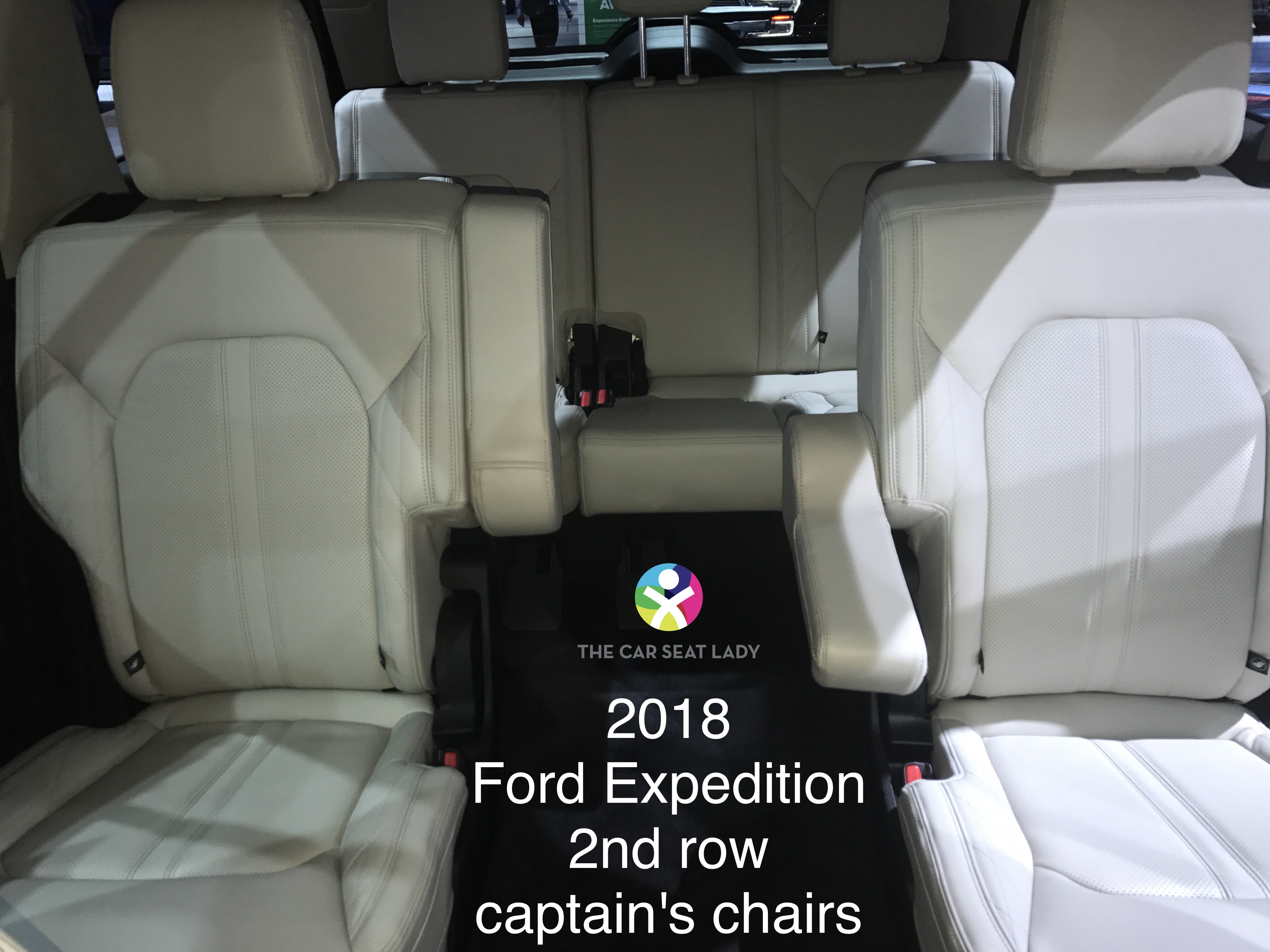 Ford Explorer Captains Chairs  2018 2019 2020 Ford Cars