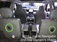 Which 2017 Three Row Suvs Offer Captains Chairs News ...
