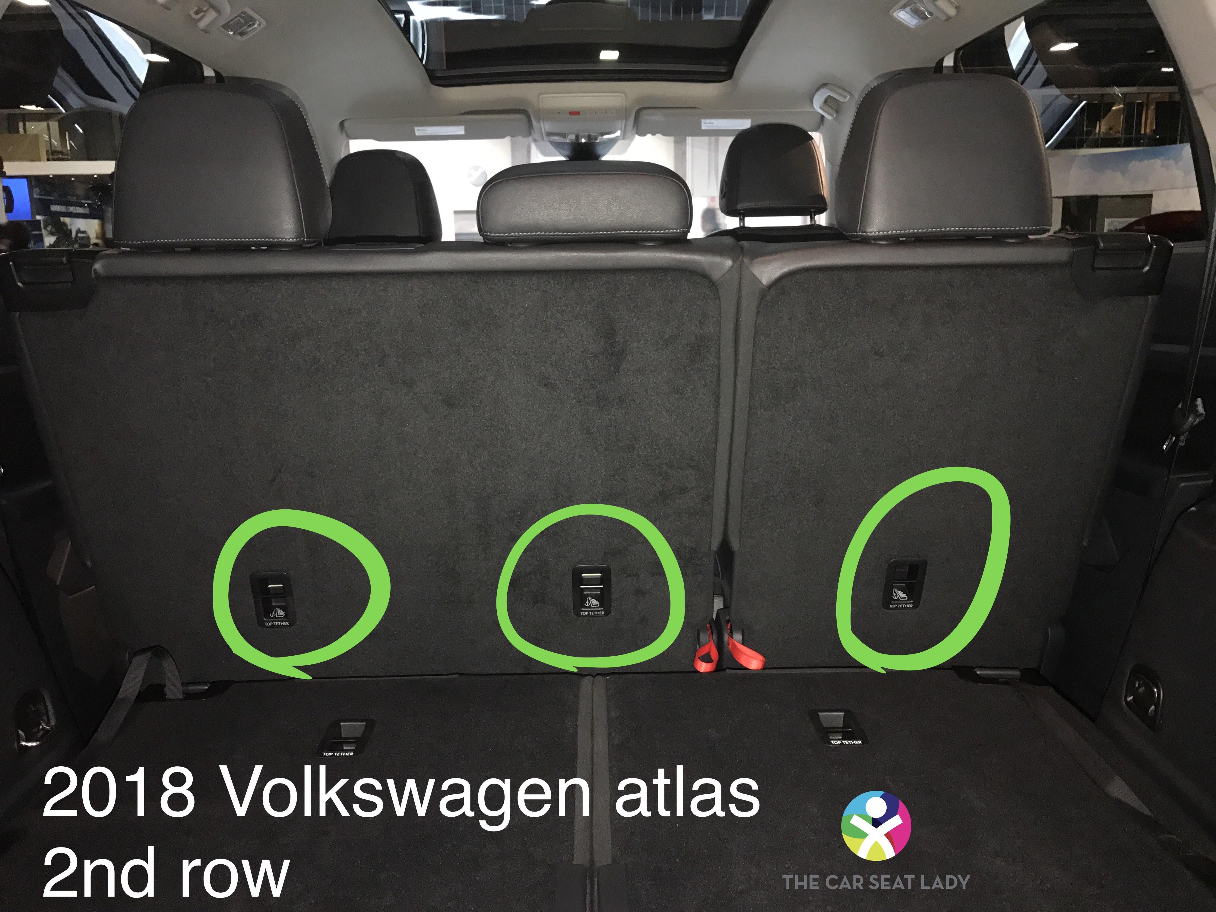 The Car Seat LadyVolkswagen Atlas  The Car Seat Lady