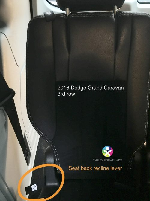 small resolution of the lower anchors in 3c are overlapped into 3d in a way that if you install a car seat in 3c with the lower anchors you can not put anyone or anything