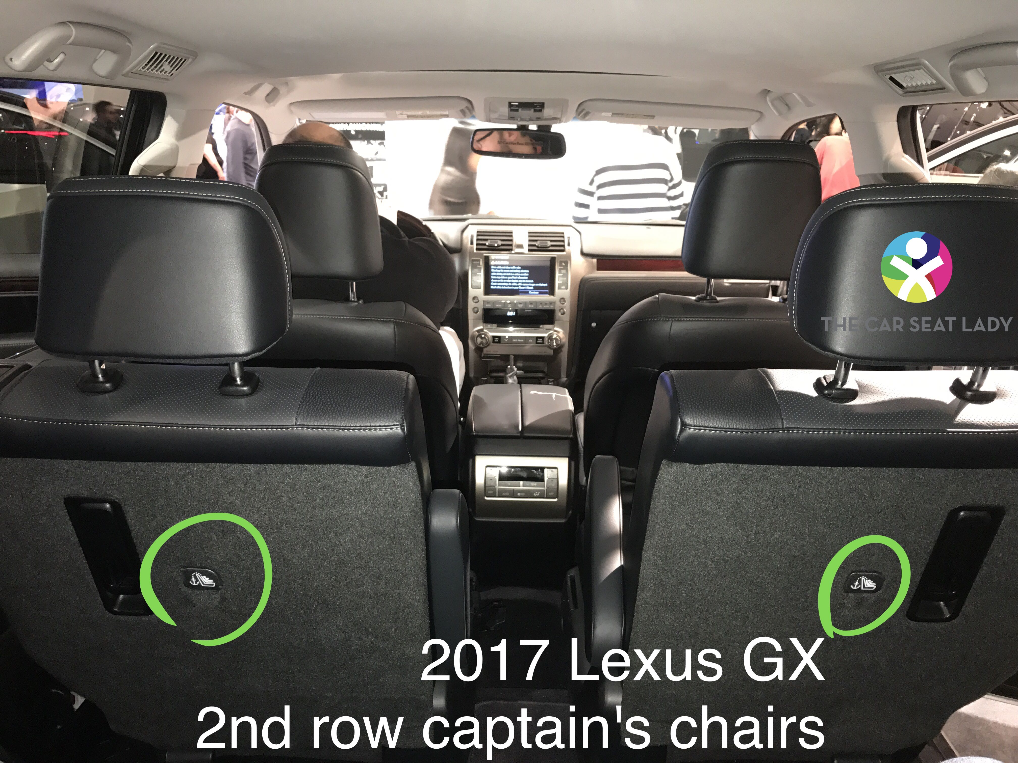 toyota 4runner captains chairs chair covers for living room the car seat lady lexus gx 6 seater model