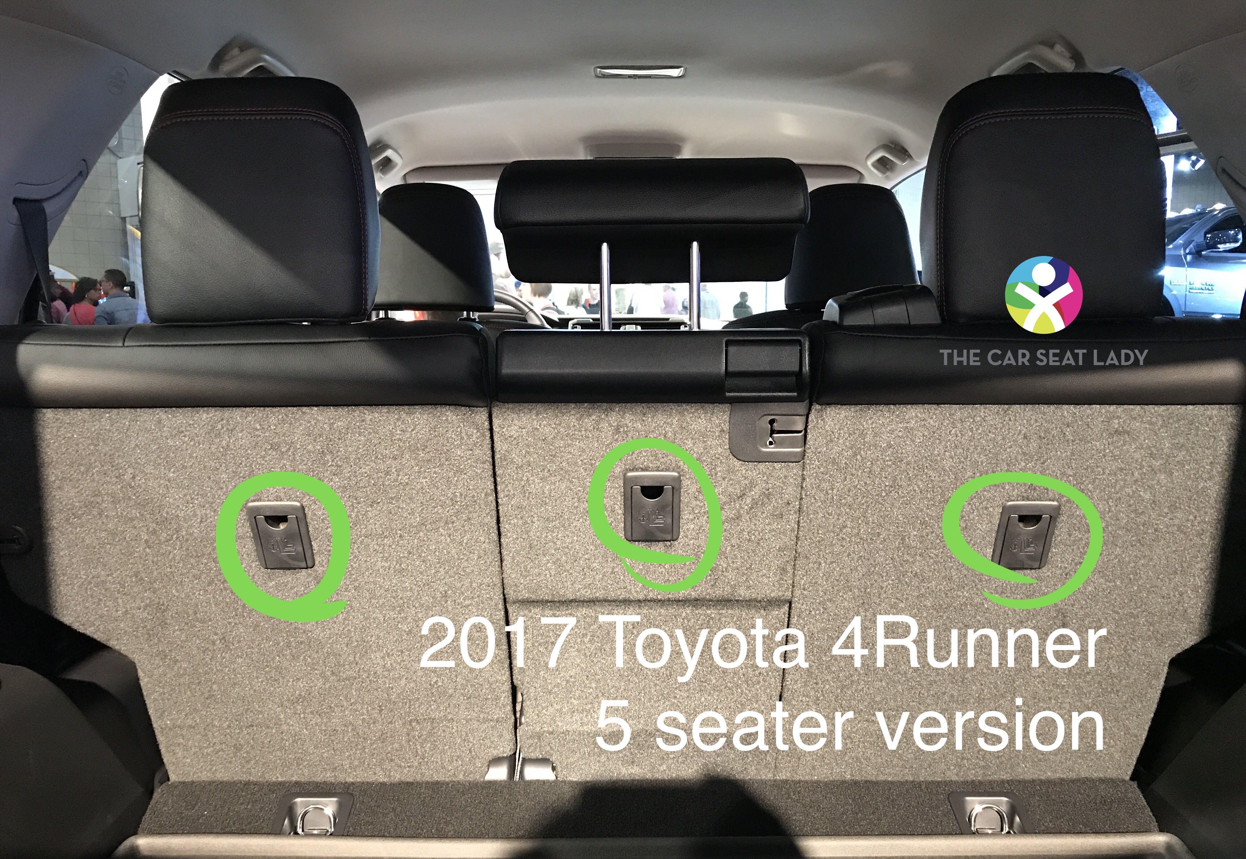 2017 Toyota 4runner Runner
