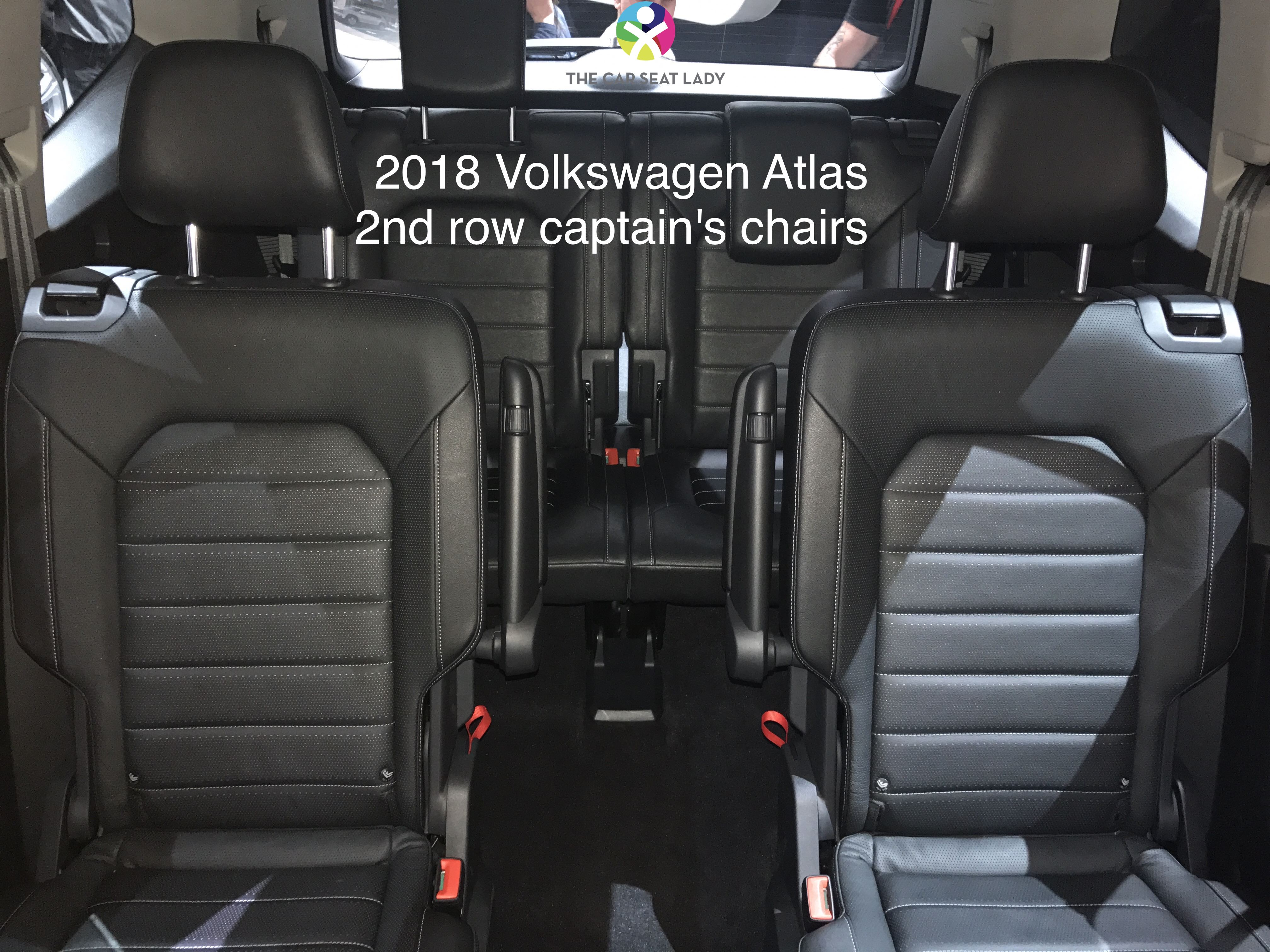 The Car Seat Lady  Volkswagen Atlas