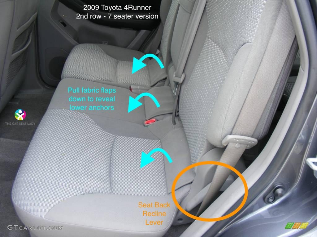 hight resolution of 2001 2002 toyota 4runner 5 seater