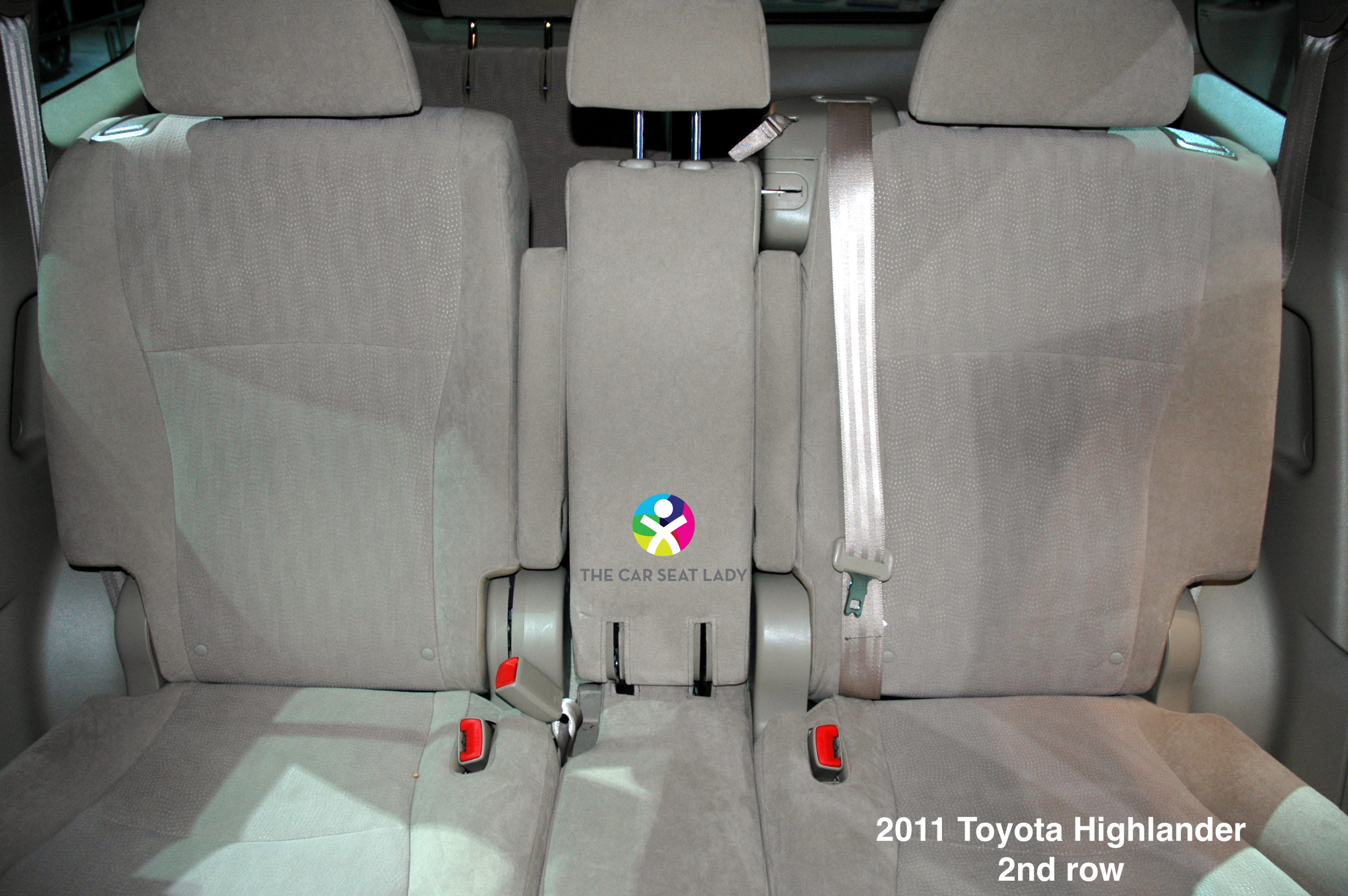 The Car Seat LadyToyota Highlander  The Car Seat Lady