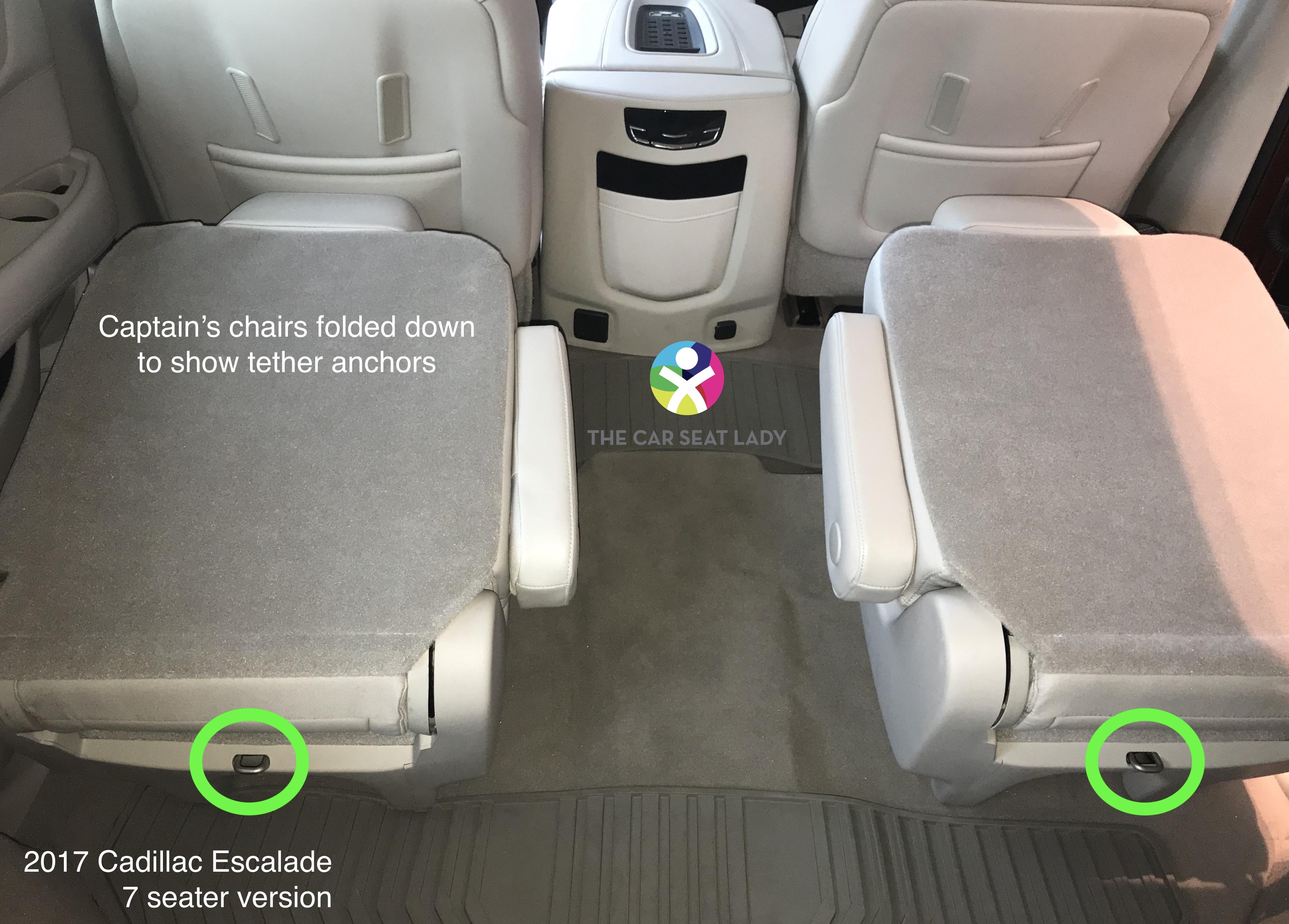 The Car Seat Lady  Chevrolet Suburban