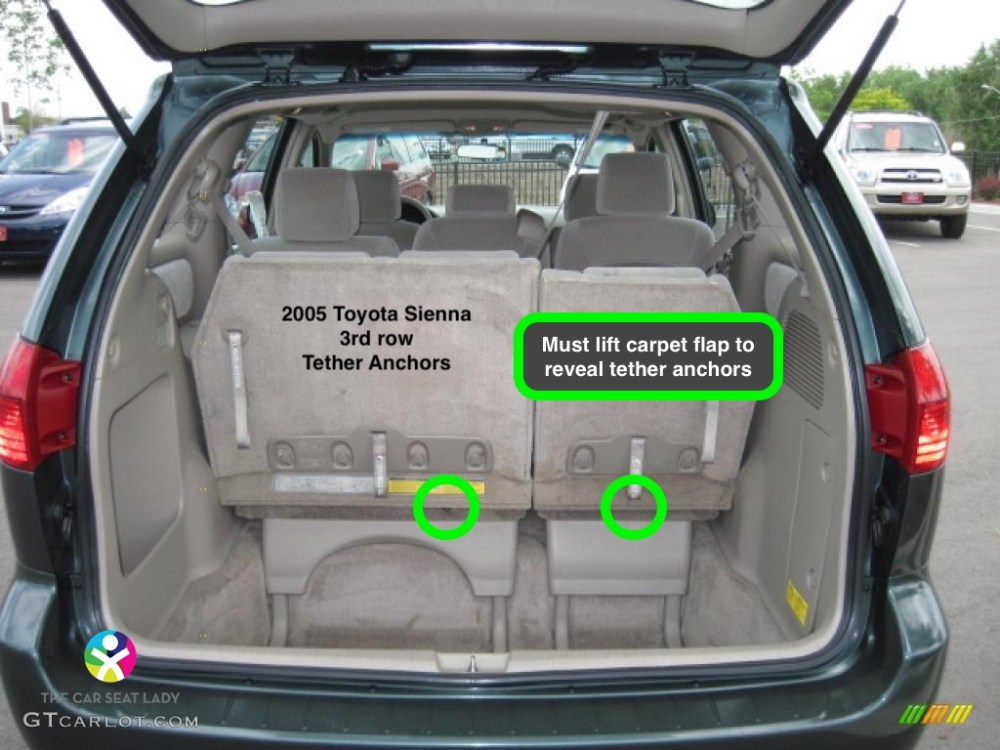 medium resolution of toyota sienna seat diagram wiring diagram data val toyota sienna seat diagram