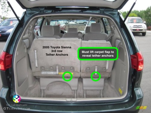 small resolution of toyota sienna seat diagram wiring diagram data val toyota sienna seat diagram