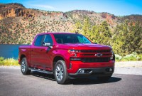 2021 Chevy Silverado 1500 Wallpapers