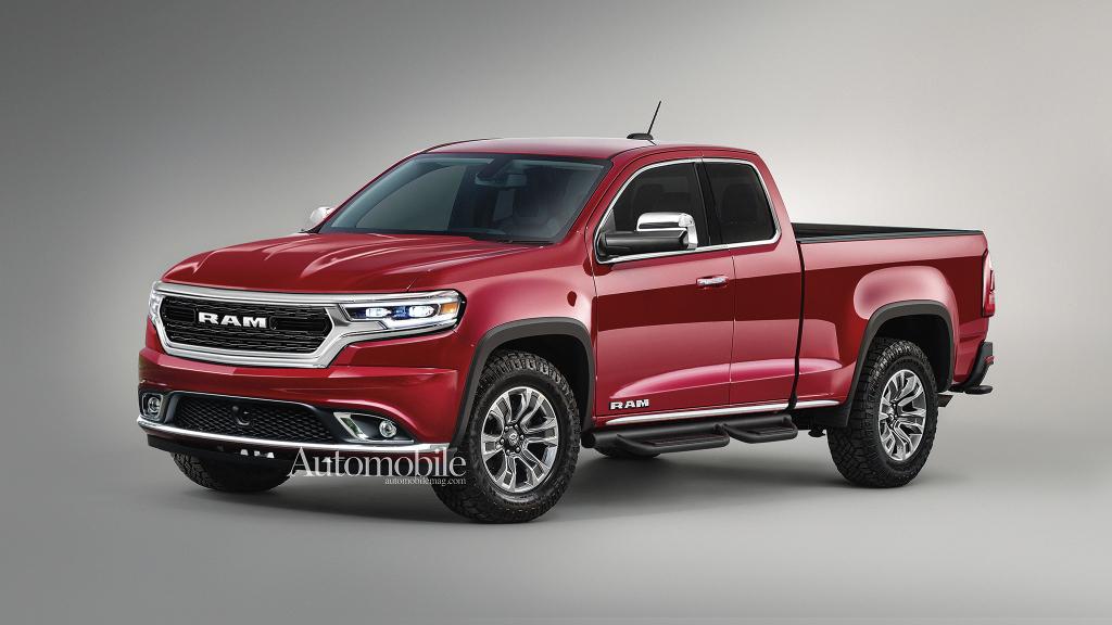 2021 Dodge Dakota Wallpaper