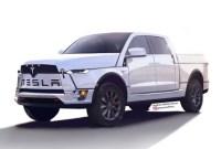 2021 Tesla Pickup Truck Drivetrain