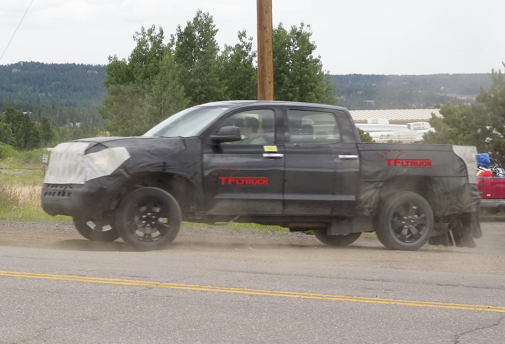 2021 Toyota Tacoma TRD Pro Release date
